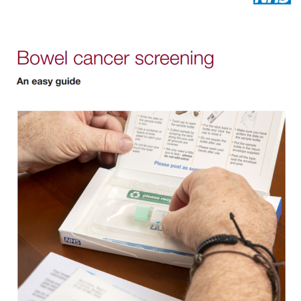 bowel screening guide